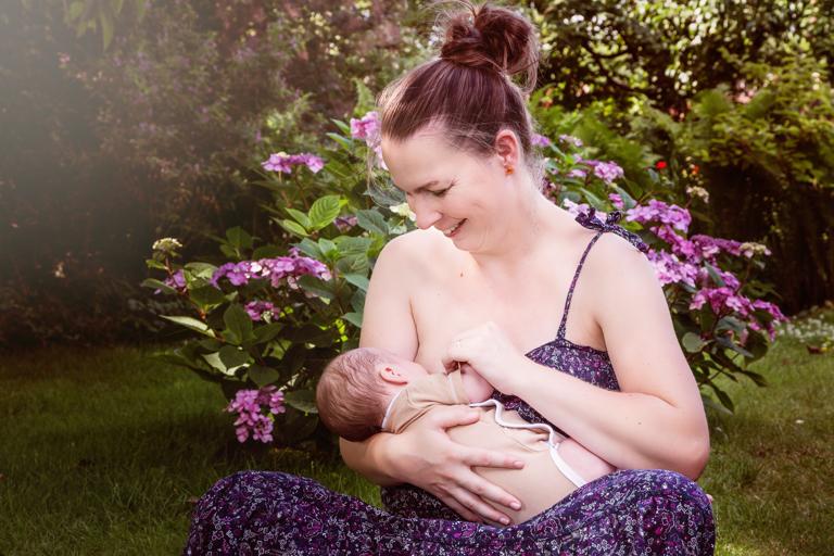 Stillfotos als bleibende Erinnerung an diese ganz intime Zeit zwischen dir und deinem Baby